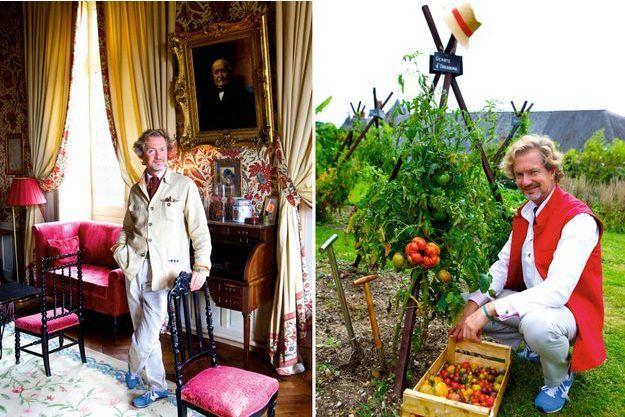 Louis-Albert de Broglie redonne sa noblesse à la tomate.