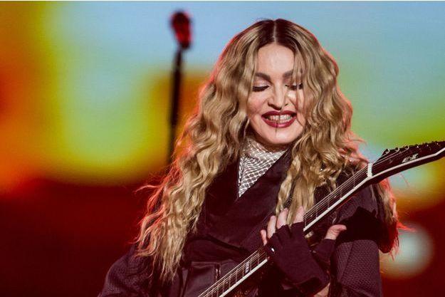 Madonna, le 9 décembre 2015