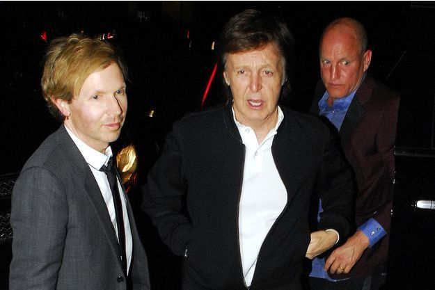 Beck et Paul McCartney