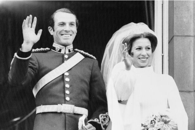 En 1989, la séparation de la princesse Anne et de Mark Phillips