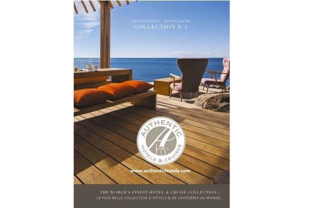 « Authentic Hotels & Cruises » est le Guide des guides qui explore toutes les options des vacances de rêve.