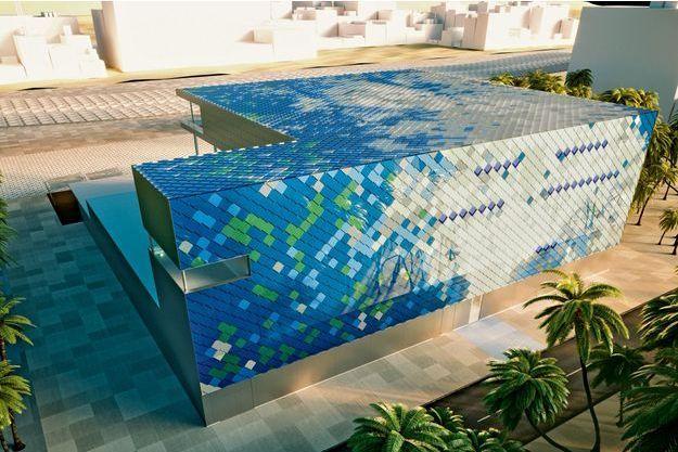Le projet du cabinet d'architectes Celnikier & Grabli.