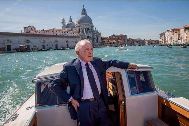 François Pinault à Venise