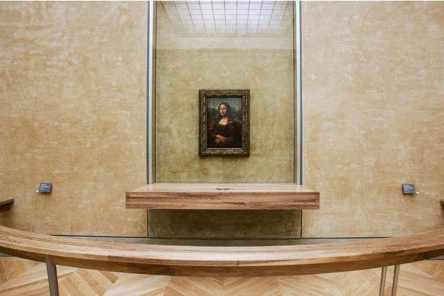 La Joconde va être exceptionnellement déplacée mi-juillet pour quelques mois dans le Louvre.