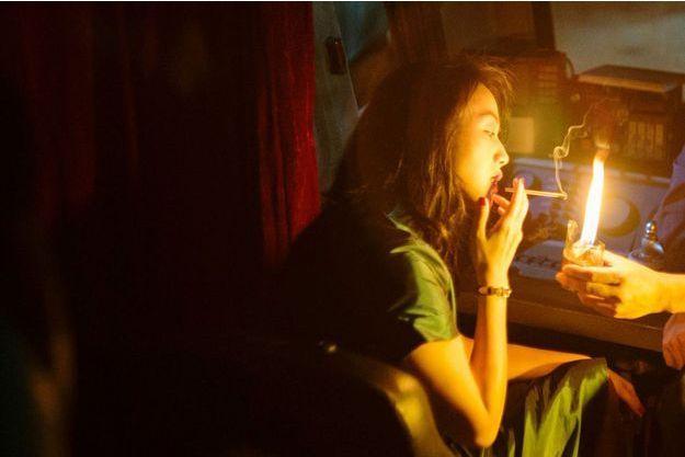 """Tang Wei dans """"Un grand voyage vers la nuit""""."""