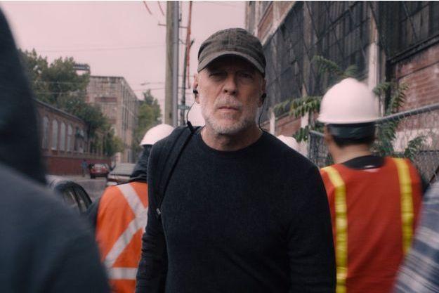 "Bruce Willis dans ""Glass"" de M. Night Shyamalan"