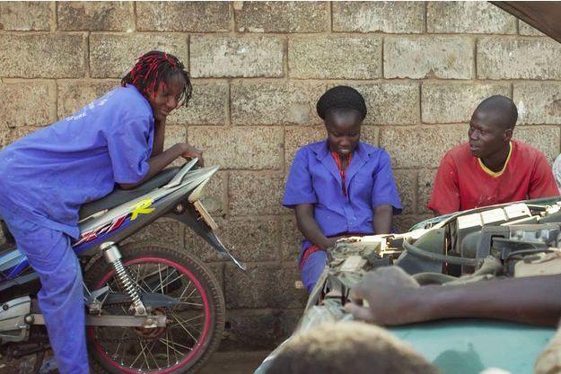 Ouaga Girls, de Theresa Traore Dahlberg, 2017.