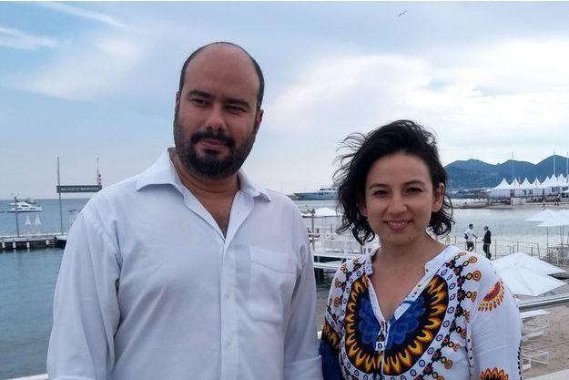 Ciro Guerra et Cristina Gallego lors du Festival de Cannes 2018