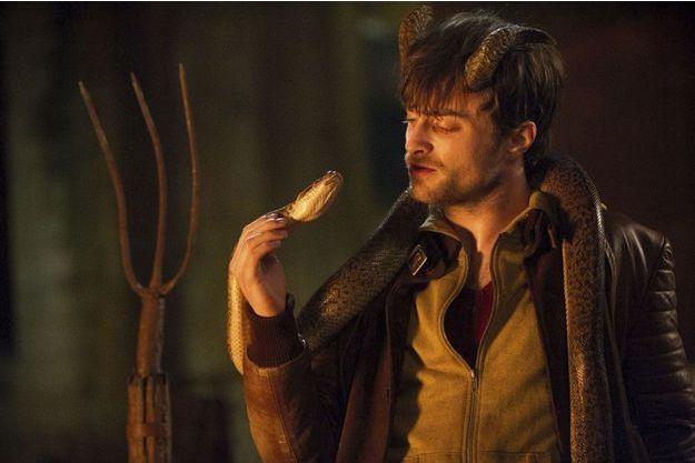 "Daniel Radcliffe dans ""Horns"" d'Alexandre Aja."