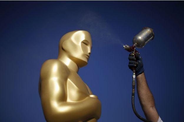 La statuette des Oscars.