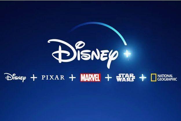 Le logo de Disney +