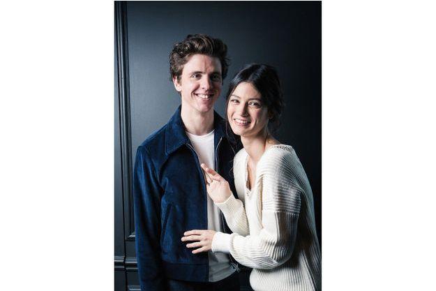 Thomas Solivérès et Lucie Boujenah