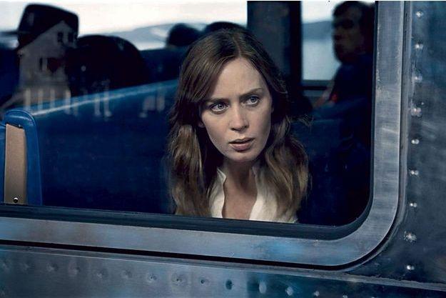 """Emily Blunt dans """"La fille du train"""""""