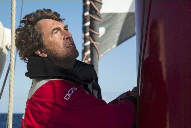 """François Cluzet dans """"En Solitaire"""""""