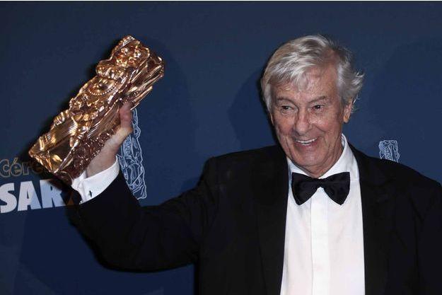 """Paul Verhoeven a remporté le César du meilleur film pour """"Elle"""""""