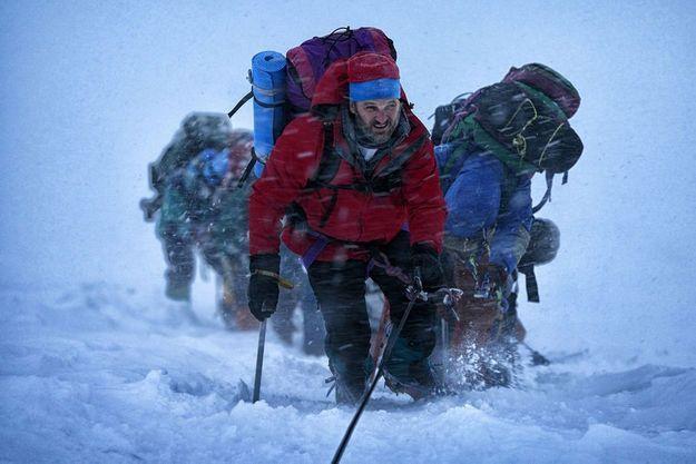 """Jason Clarke dans """"Everest"""" de Baltasar Kormákur"""