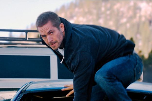"Paul Walker, alias Brian O'Conner, dans ""Fast & Furious 7"""