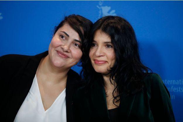 Zorica Nusheva et Teona Mitevska