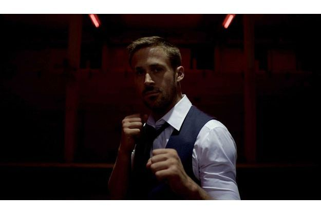 "Ryan Gosling prêt à se battre dans ""Only God Forgives""."