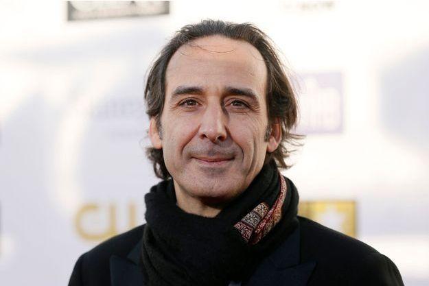 Alexandre Desplat, en 2013.