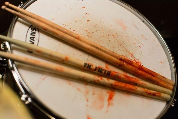 """Whiplash"" de Damien Chazelle, le film le plus applaudi de la semaine."