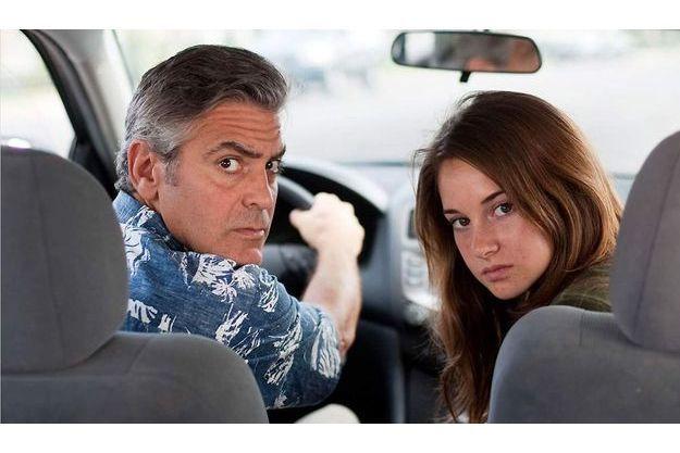 """""""The Descendants"""" et George Clooney pourraient être récompensés."""
