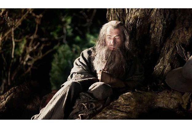 """Une image de """"Le Hobbit: un voyage inattendu"""", premier épisode de la prélogie du """"Seigneur des anneaux""""."""