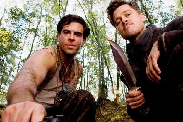 "Une photo extraite d'""Inglourious Basterds"""