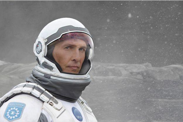 De Christopher Nolan, avec Matthew McConaughey, Jessica Chastain, Anne Hathaway