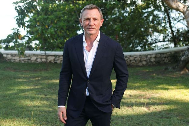 Daniel Craig en avril 2019
