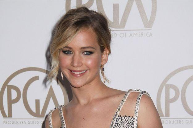 Jennifer Lawrence serait dirigée par Steven Spielberg