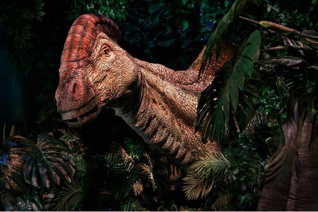 Jurassic World : les dinosaures renaissent à Paris