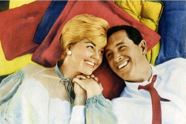 """Doris Day dans """"Confidences sur l'oreiller"""""""