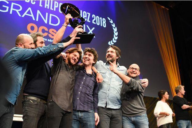 """L'équipe du film """"La finale"""" récompensée du Grand prix au festival de l'Alpe d'Huez"""