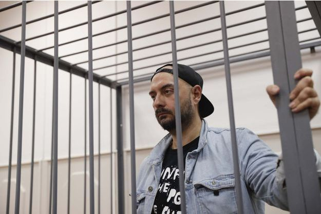Kirill Serebrennikov a été assigné à résidence par le pouvoir russe.