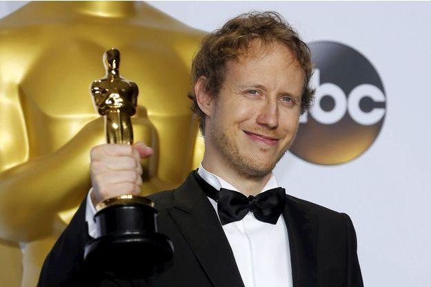 Laszlo Nemes a été récompensé de l'Oscar du meilleur film étranger pour «Le Fils de Saul».