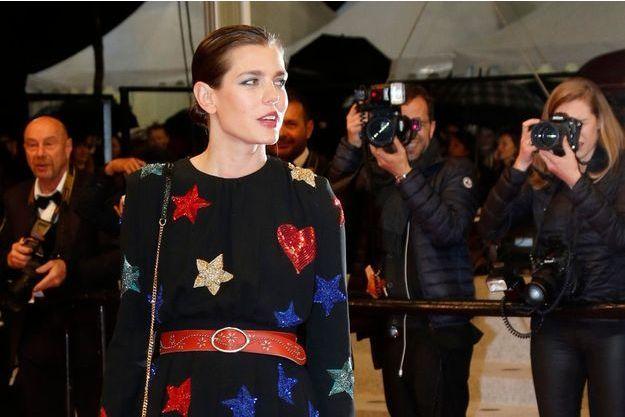 Charlotte Casiraghi a monté les marches du Festival de Cannes.