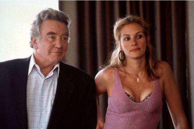 Albert Finney au côté de Julia Roberts dans «Erin Brockovitch, seule contre tous».