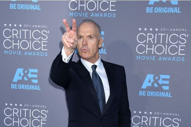 "Michael Keaton pour ""Birdman"", grand gagnant des Critics Choice Awards 2015"