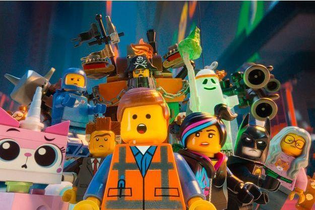 """""""La Grande aventure Lego"""" de Phil Lord et Chris Miller"""