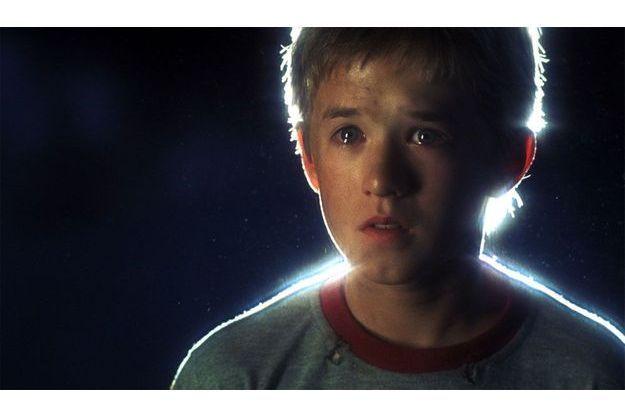 "Haley Joel Osment dans ""A.I"" de Steven Spielberg."