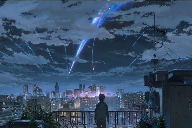 """""""Your Name"""" de Makoto Shinkai"""