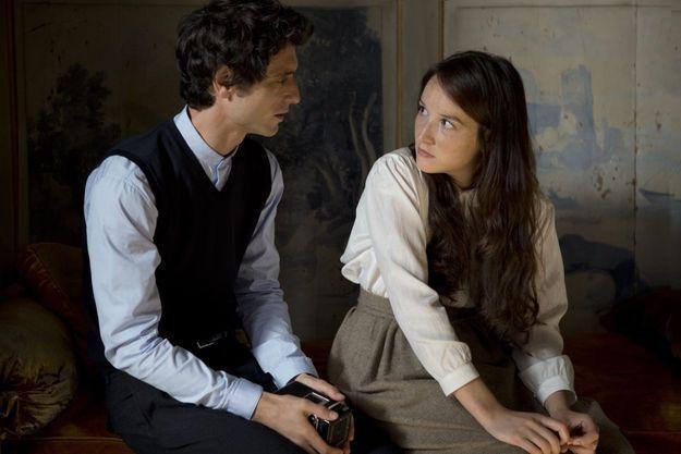 Jérémie Elkaïm et Anaïs Demoustier