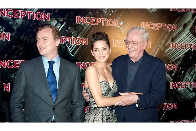 """Marion Cotillard retrouvera Christopher Nolan et Michael Caine sur le plateau de """"Batman""""."""