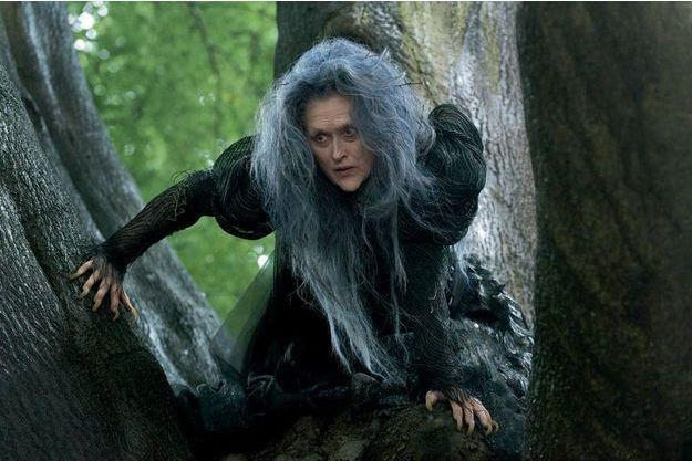 Dans la comédie musicale « Into the Woods », produite par Disney, Meryl Streep incarne une sorcière