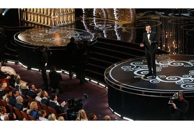 Seth McFarlane fait le show.