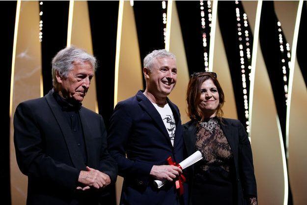 Robin Campillo méritait la Palme d'or, il devra se contenter du Grand prix.
