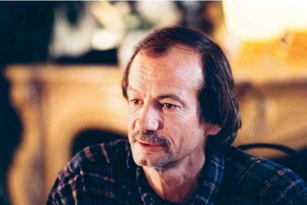 Patrick Chesnais en 1995, dans la série policière « La mondaine ».
