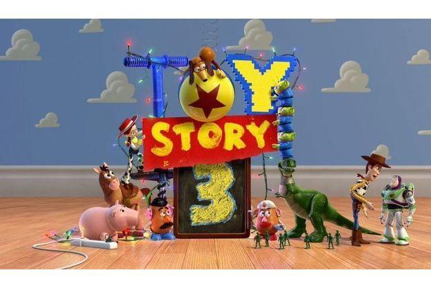 En 2010 sortira Toy Story 3.