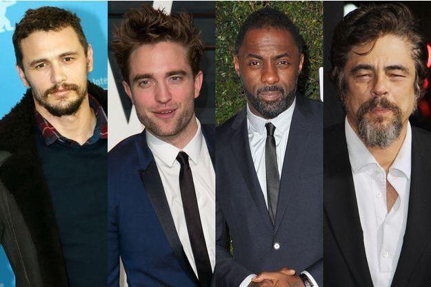 James Franco et Robert Pattinson rejoignent Al Pacino, Benicio Del Toro et Idris Elba au casting